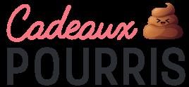 Cadeaux Pourris Retina Logo