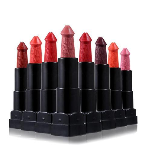 cosmétique insolite rouge à lèvres