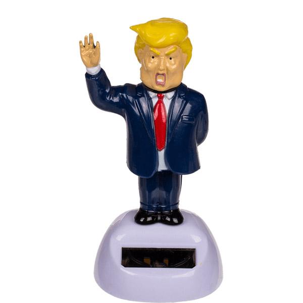 Président USA trump figurine